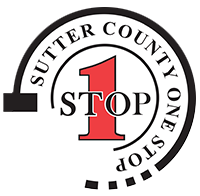 Sutter County One Stop Logo